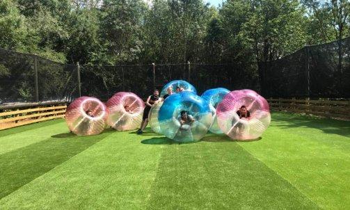 Bubble Foot organiser un anniversaire enfant proche de villefranche sur saone