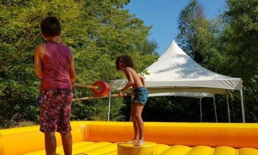 Combat de Joute Anniversaire enfant Villefranche sur Saône
